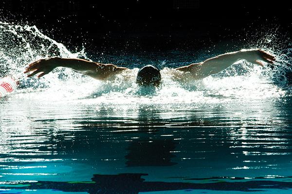 Photo Feature Of University Of Cincinnati Swimmer And National Champion Josh Schneider