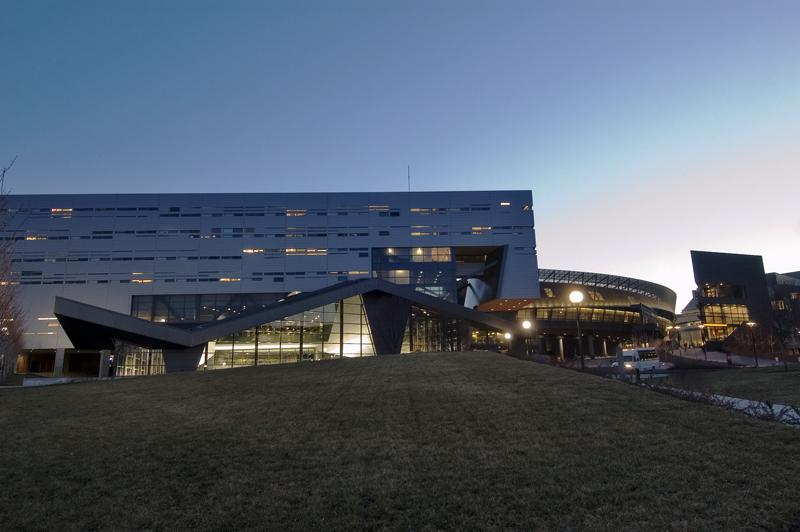 Cincinnati Rec Center