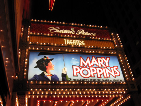 Ford New Holland >> 'Mary Poppins' Broadway cast stars UC alumna plus four others, University of Cincinnati