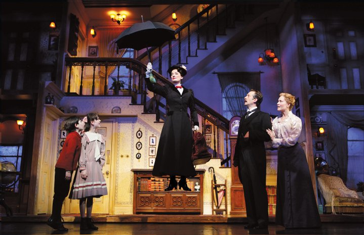 Mary Poppins Tour London