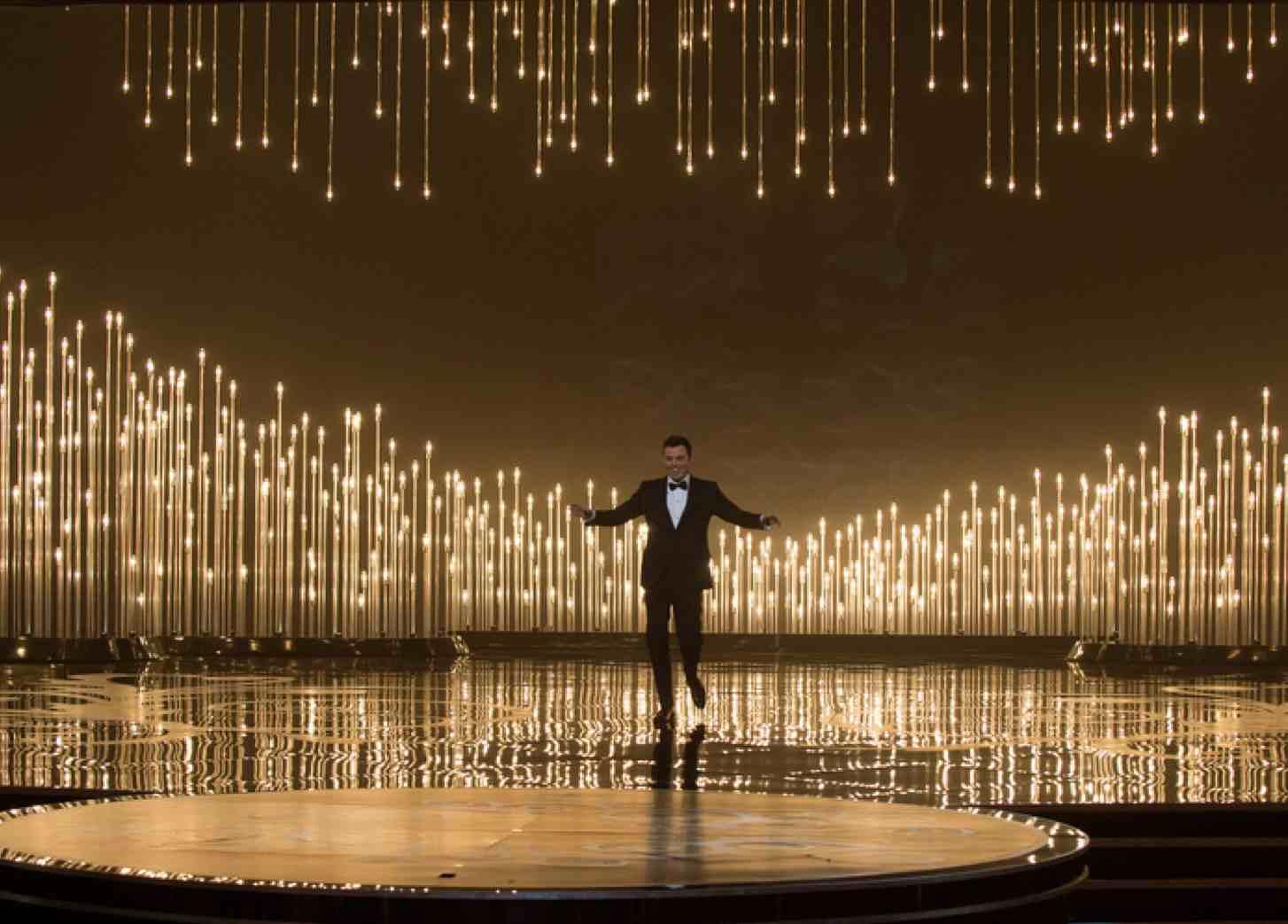 2013 Academy Awards with host Seth McFarlane. Photo/Academy of Motion Picture Arts u0026 Sciences & UC grad Travis Hagenbuch award-winning lighting director ... azcodes.com