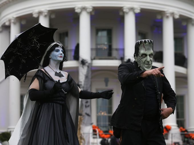 President Halloween Costume