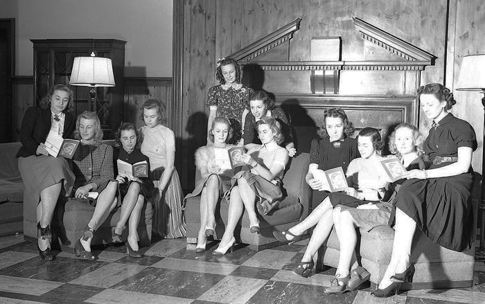 Uc Photos From The 30s And 40s University Of Cincinnati