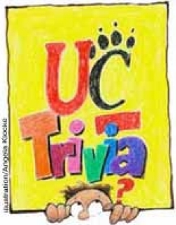 UC trivia graphic drawing