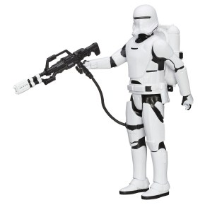 Star Wars Deluxe Flametrooper Figure