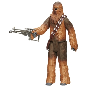 Star Wars Deluxe Chewbacca Figure