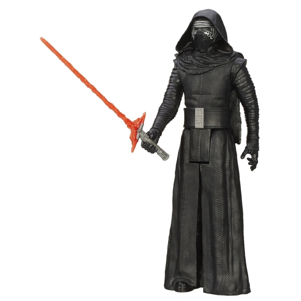 Star Wars figure Kylo Ren.