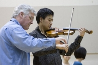Master Class with Pinchas Zukerman