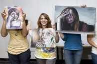 DAAP Students' self portraits