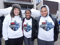 UC and Xavier students take part in Bridges for a Just Community.