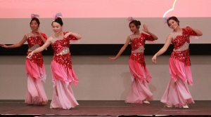 Chinese New Year celebration at University of Cincinnati