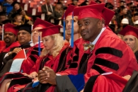 UC Commencement 2012