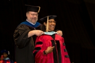 University of Cincinnati Commencement ceremonies on April 18 and 19, 2014