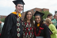 Scenes from UC's August 2013 Commencement
