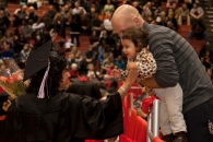 University of Cincinnati Commencement, Dec. 2012