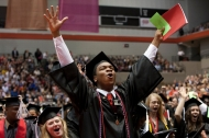 University of Cincinnati Spring Commencement - 2013