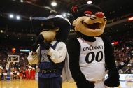 UC and Xavier meet in 2012 Crosstown Classic.