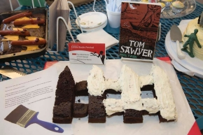 Images from the 2015 UC edible book contest