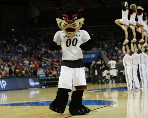 Bearcats in NCAA Tournament