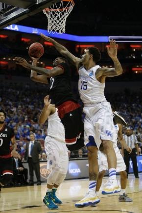 Bearcats play UK in NCAA Tournament
