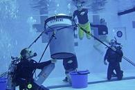 Underwater class.