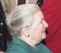 Louise Nippert at a CCM event in 2001