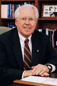 Posed portrait shot of Joseph Steger