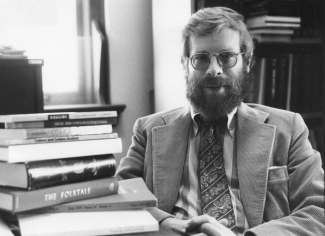 University of Cincinnati Celtic and folklore professor Edgar Slotkin died June 21, 2015.