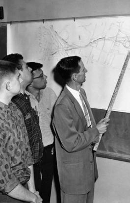 Robert Howe in 1959