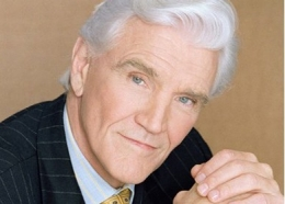 University of Cincinnati alumnus and TV soap star David Canary.