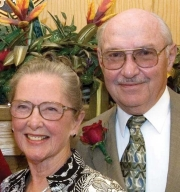 Gloria and John Goerning