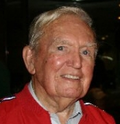Jim Kelly Sr. at a 2006 golf outing