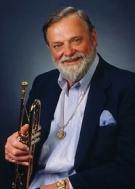 Al Hirt with his trumpet