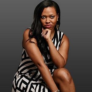 University of Cincinnati fashion design graduate Asha Daniels