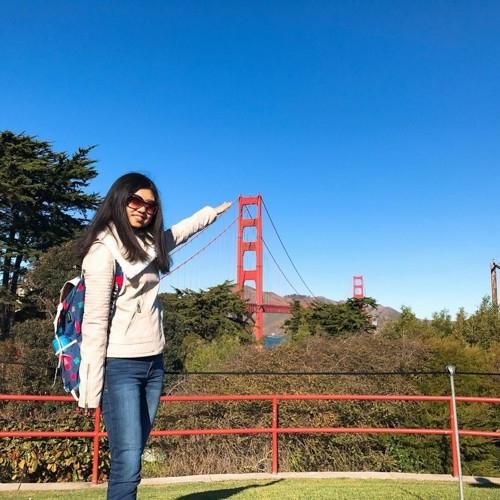 Visiting San Francisco.