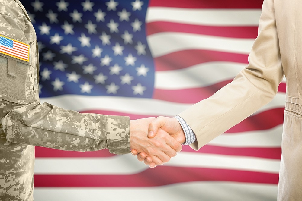 A UC survey found that many veterans feel unprepared to enter the civilian workforce.