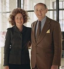 Lois and Richard Rosenthal