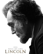 'Lincoln' movie poster.