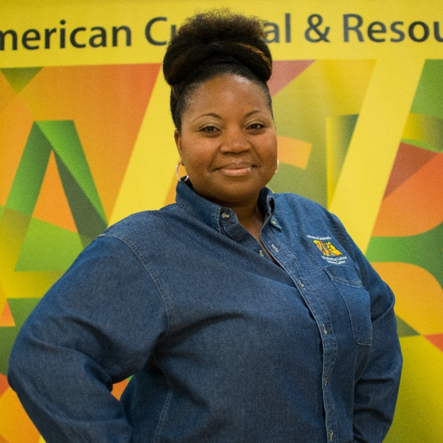 Ewaniki Moore-Hawkins, AACRC director