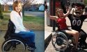 Sara Spins again for second wheelchair