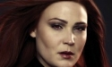 UC grad Lisa Howard in red wig and red contacts for her role as a vampire