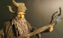 Radagast, a new action figure from the Hobbit movie