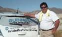 Engineering alum drives electric vehicle into the future