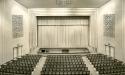 Historic Wilson Auditorium on the University of Cincinnati campus.