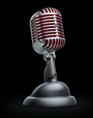 Unidyne Microphone