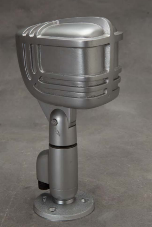 Unidyne microphone wooden prototype