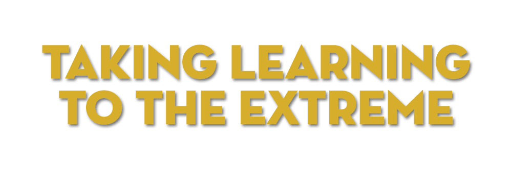 Taking Learning to the Extreme