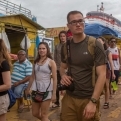Students explore Brazilian Streets