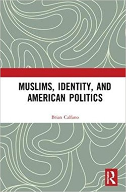 Cover of Muslims, Identity, and American Politics book