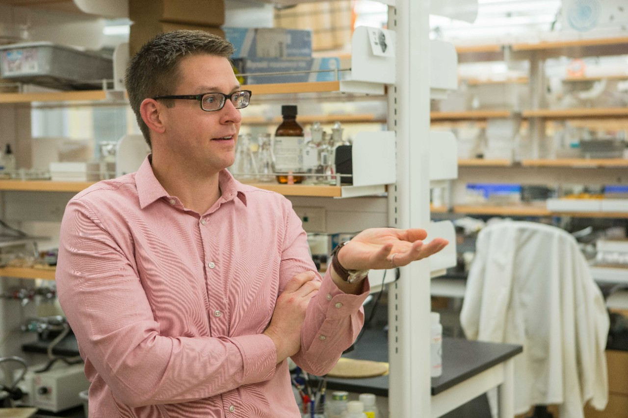 UC biology professor Joshua Benoit has studied medically important species such as mosquitoes, ticks and tsetse flies.